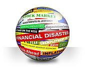 Business Financial Bad Economy Headlines