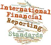 Word cloud for International Financial Reporting Standards