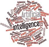 Word cloud for Artificial intelligence