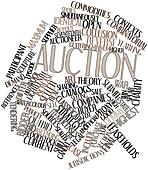 Word cloud for Auction