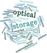 Word cloud for Optical storage