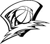 Basketball Lightening Shield