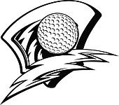 Golf Lightening Shield