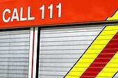 Emergency call 111