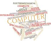 Word cloud for Computer