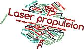Word cloud for Laser propulsion