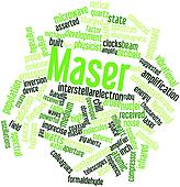 Word cloud for Maser