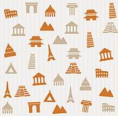 Building seamless pattern