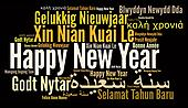 Happy New Year in different language