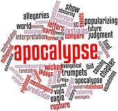 Word cloud for Apocalypse