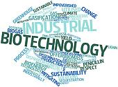Word cloud for Industrial biotechnology