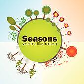Seasons Icons
