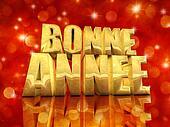 Bonne Annee / Happy New Year , best wishes
