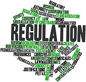 Word cloud for Regulation