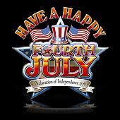 Fourth July Hat graphic b