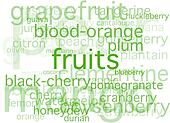 Fruit Names