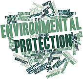 Word cloud for Environmental protection
