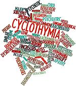 Word cloud for Cyclothymia