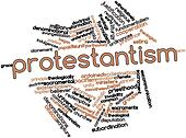 Word cloud for Protestantism