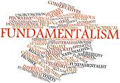 Word cloud for Fundamentalism