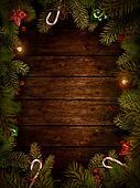 Christmas design - Xmas wreath