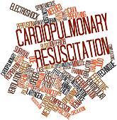 Word cloud for Cardiopulmonary resuscitation