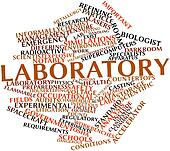 Word cloud for Laboratory