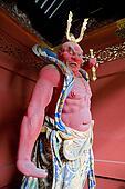 Nio Benevolent Kings Sculpture