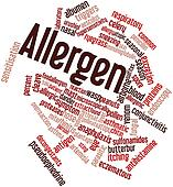 Word cloud for Allergen