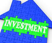 Investment House Means Investing In Real Estate