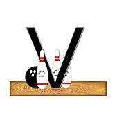 Alphabet Bowling V