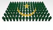 Mauritania Parade