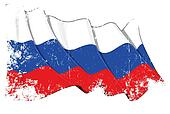 Grange National Flag of Russia