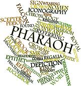 Word cloud for Pharaoh