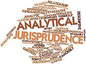 Word cloud for Analytical jurisprudence