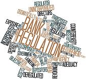 Word cloud for Bank regulation