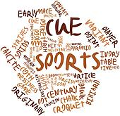 Word cloud for Cue sports