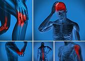 Various body pain
