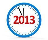 Clock 2013, whole