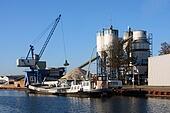 concrete factory, tilburg, holland