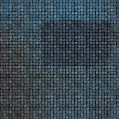 3d tile mosaic wall floor in blue gray grunge stone