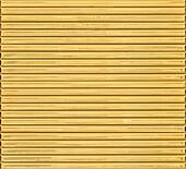 gold-plated horizontal bars.