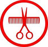 icon of hair salon