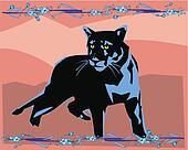 Puma Illustrative