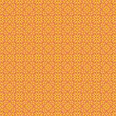 Seamless Gold & Orange Damask
