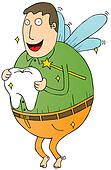 fat tooth fairy