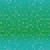 seamless green vector pattern with random shapes