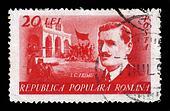 Ion Costache Frimu , romanian socialist militant