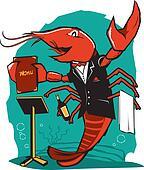 Lobster Maitre D