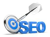 3D word SEO with Target and Dart